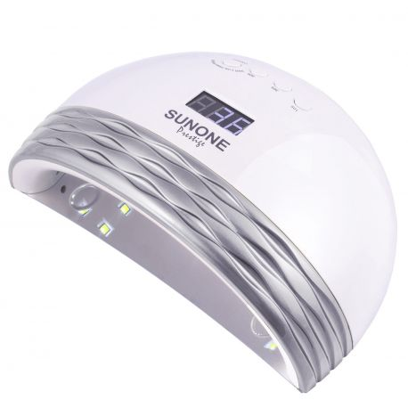 SUNONE Prestige Lampa UV/LED 75W srebrna