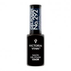VICTORIA VYNN  No. 292  Dark Blue AuraLAKIER HYBRYDOWY Gel Polish