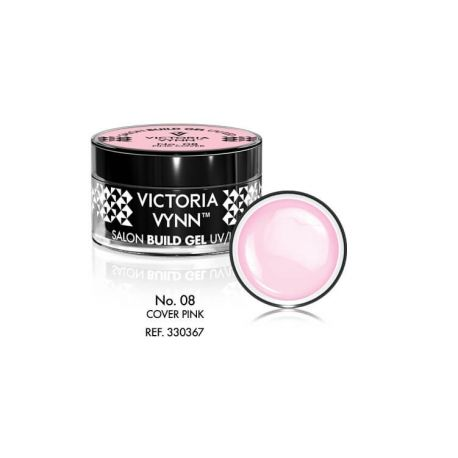 BUILD GEL 15 ml No. 08 COVER PINK